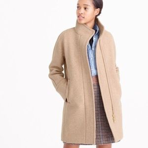 J. Crew new city wool coat